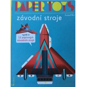 Paper Toys - závodní stroje