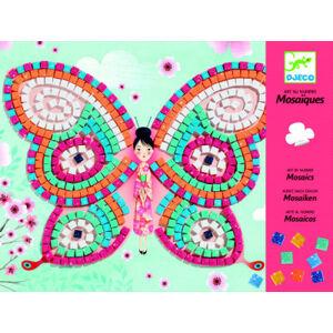 Mozaika - motýlci