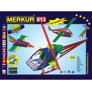 Merkur - Vrtulník - 222 ks