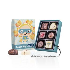 Chocolissimo - Fotočokoláda pro Super kluka - dárek pro přítele 70 g