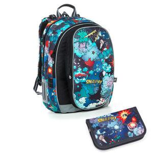 Školní batoh a penál Topgal MIRA 19019 B