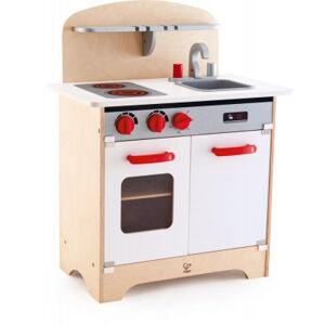 Bílá kuchyňka