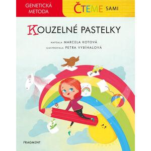 Čteme sami – genetická metoda - Kouzelné pastelky