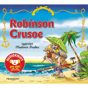 Robinson Crusoe - audiokniha MP3