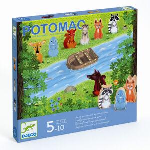 Přes řeku Potomac - kooperativní hra