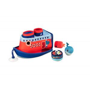 Lilliputiens - Mariova loď - hračka do vody