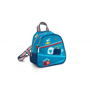 Lilliputiens - dětský batoh - na cestách