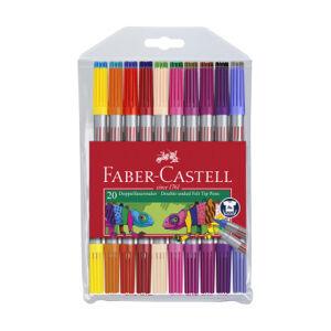 Dětské fixy Faber-Castell -  20 barev