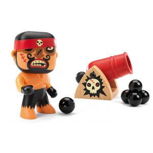 Arty Toys - pirát Rick & dělo