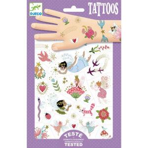 Tetování - Víly