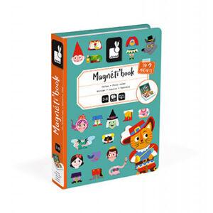 Magnetická kniha - Pohádky