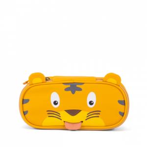 Dětský penál Affenzahn Tiger - Yellow