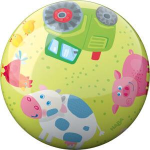 Míč pro děti - Zvířátka z farmy - 22 cm