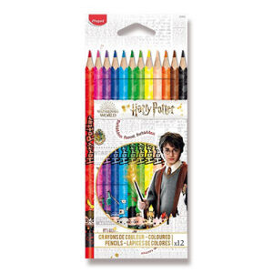 Pastelky Maped Color'Peps Harry Potter - 12 barev