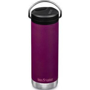 Termoska Klean Kanteen TKWide w/Twist Cap - purple potion 473 ml