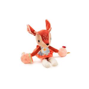 Lilliputiens - jelínek Stela - plyšová hračka s aktivitami