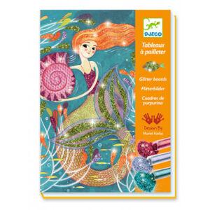 Výtvarná hra - Mořské panny