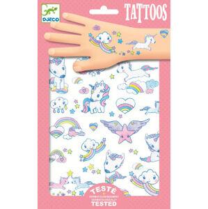 Tetování - jednorožci