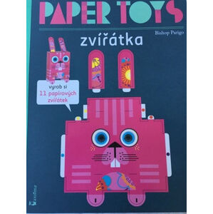 Paper Toys - zvířátka
