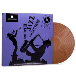 Chocolissimo - Čokoládová vinylová deska pro milovníky Jazzu 160 g