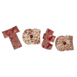 Chocolissimo - Čokoládový dárek pro tátu s gravírováním 80 g