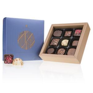 Chocolissimo - Čokoládové pralinky v elegantní krabičce 110 g