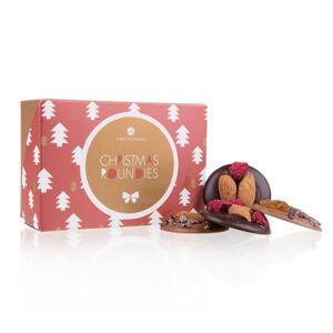 Chocolissimo - Vánoční čokoládové pochoutky - mix chutí 55 g
