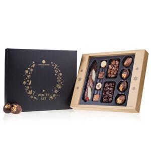 Chocolissimo - Vánoční dárková kolekce pralinek -  midi 150 g