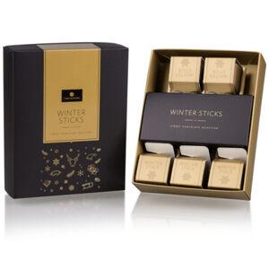 Chocolissimo - Vánoční krabička s horkou čokoládou - 5ks 160 g